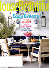 House Beautiful 2014 Cover